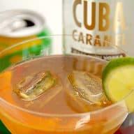 billede med Caribbean Breeze drink