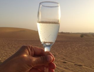 Ill. til artikel: Mere fuld med champagne