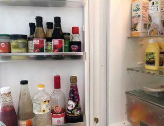 Organiser køleskabet