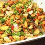 billederesultat for kyllingesalat med kartofler