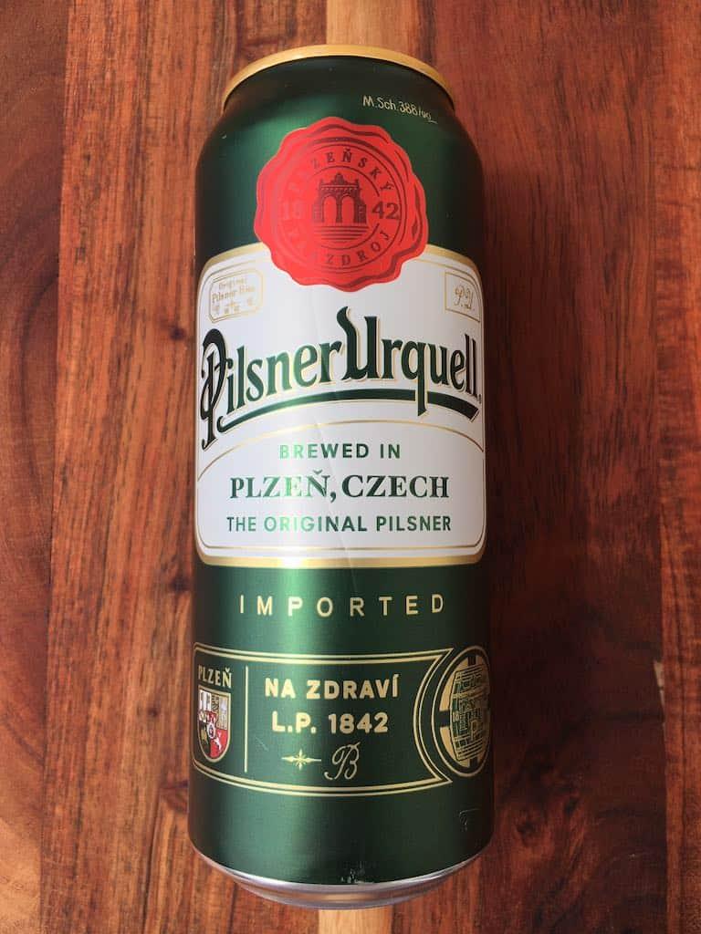 Smagstest af øl, Urquell