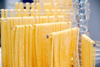billederesultat for tørring af frisk pasta