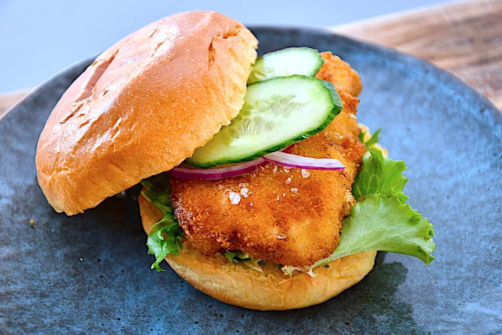 Torskeburger - nem og lækker fiskeburger med torsk