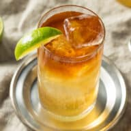 dark and stormy drink