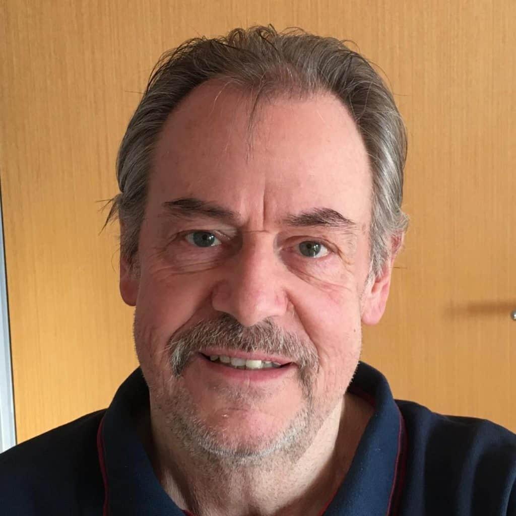 Jorn Hornbek.