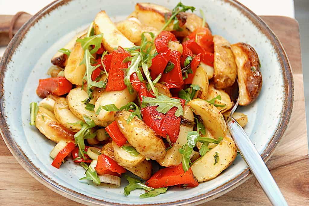 Kartoffelsalater - bedste opskrifter på salat med kartofler