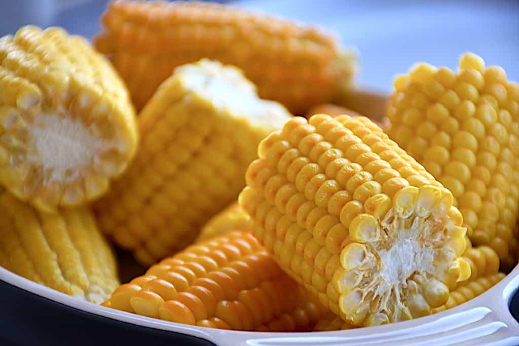 Kogte majs - sådan koger du majs på 7 minutter