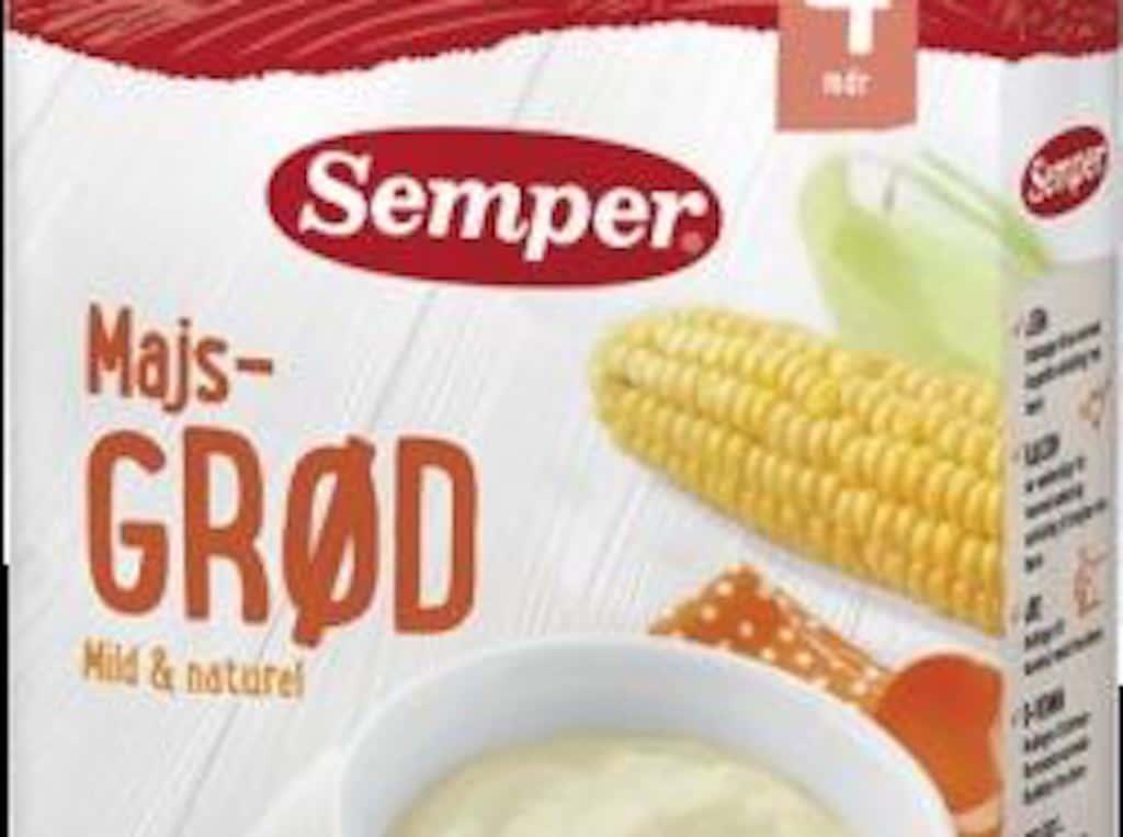 billederesultat for semper majsgrød