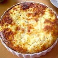 billederesultat for skinketærte med champignon