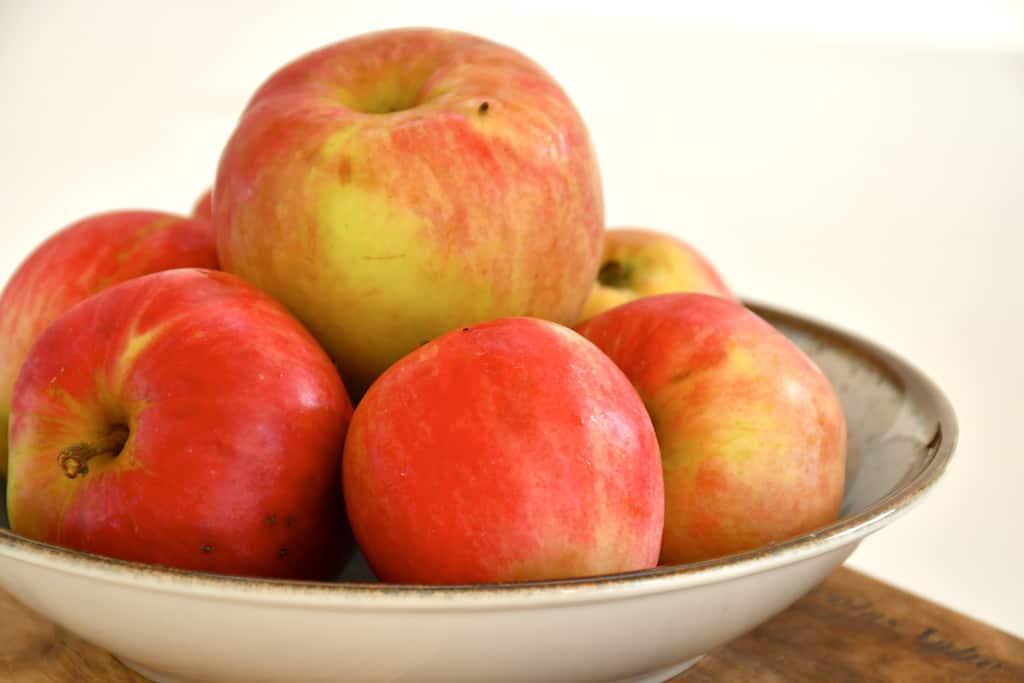 billederesultat for æbler til æblemost