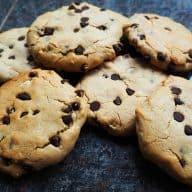 Cookies uden æg