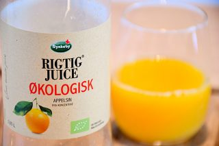 Holdbarhed for juice