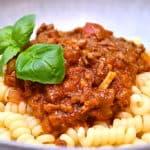 italiensk kødsovs