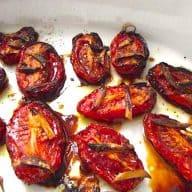 billederesultat for langtidsbagte tomater