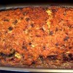 billederesultat for nemt farsbrød med spinat og gulerødder