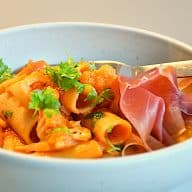 billederesultat for pasta med blomkål