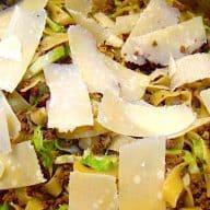 billederesultat for pasta med parmesan