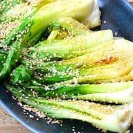billederesultat for salat med Pak Choy