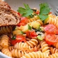 billederesultat for vegetarisk pastaret