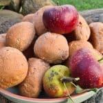 billederesultat for æbleboller