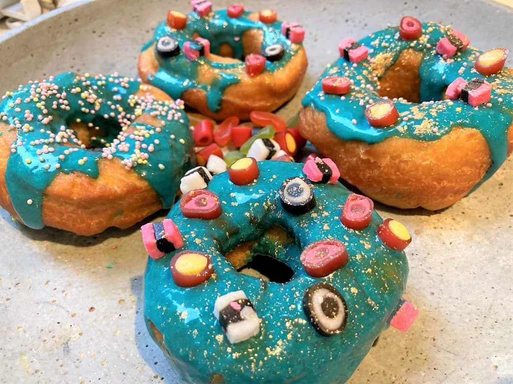 Donuts opskrift - lav dem sammen med børnene