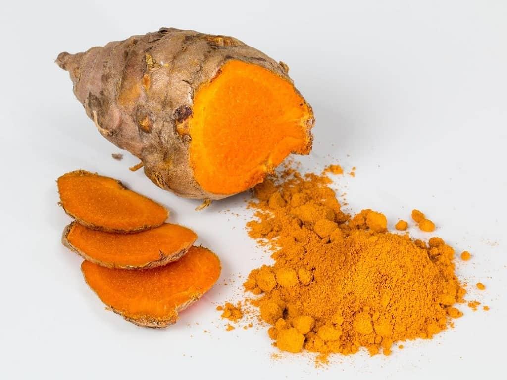 Gurkemeje rod og krydderi