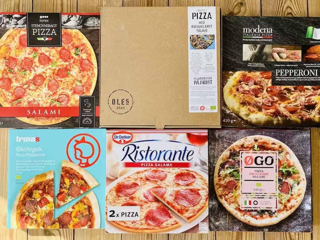 billederesultat for smagstest af frysepizza