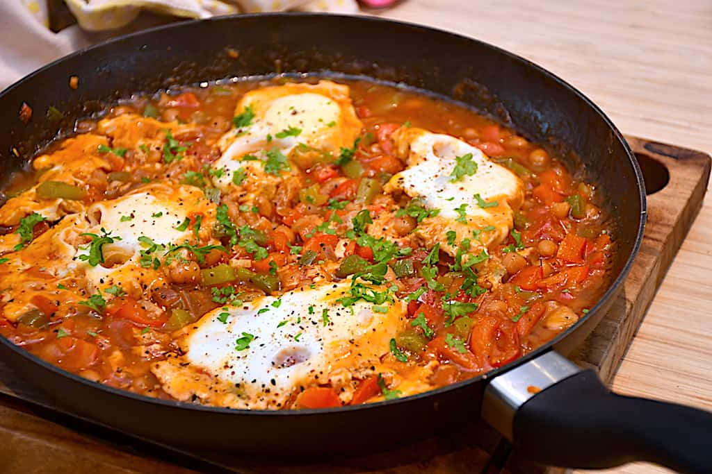 Huevos rancheros - opskrift på mexicansk morgenmad