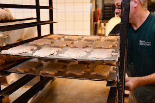 kagegrise klar til bagning
