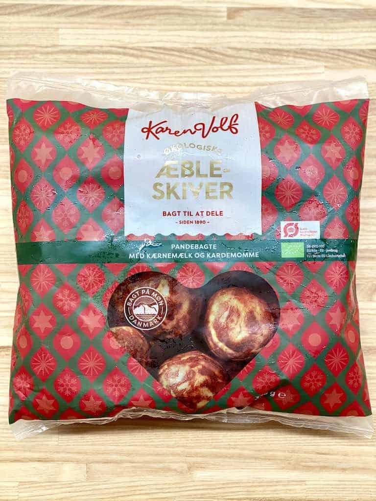 Karen Volf økologiske æbleskiver, Smagstest af æbleskiver