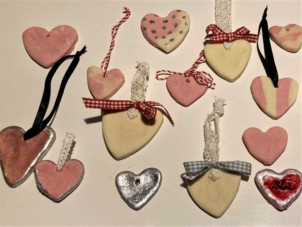 Saltdej hjerter