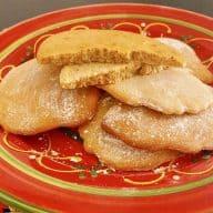 Spanske cookies Tortas de leche