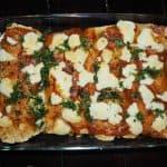 Vegetarisk enchiladas