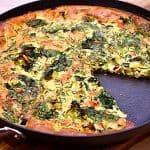 billederesultat for æggekage med grøntsager