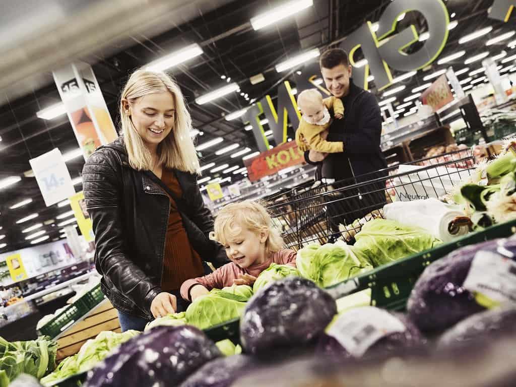 Årets Plantebaserede Supermarked Bilka