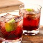 billederesultat for gin og tonic med brombær