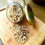 Hjemmelavet granola