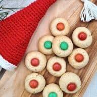 foto til julemandens knapper