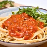 billederesultat for spaghetti med rosmarin og tomat