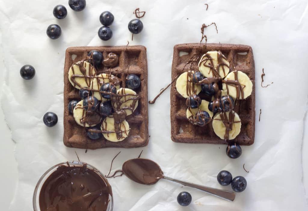 billederesultat for vafler med kakao