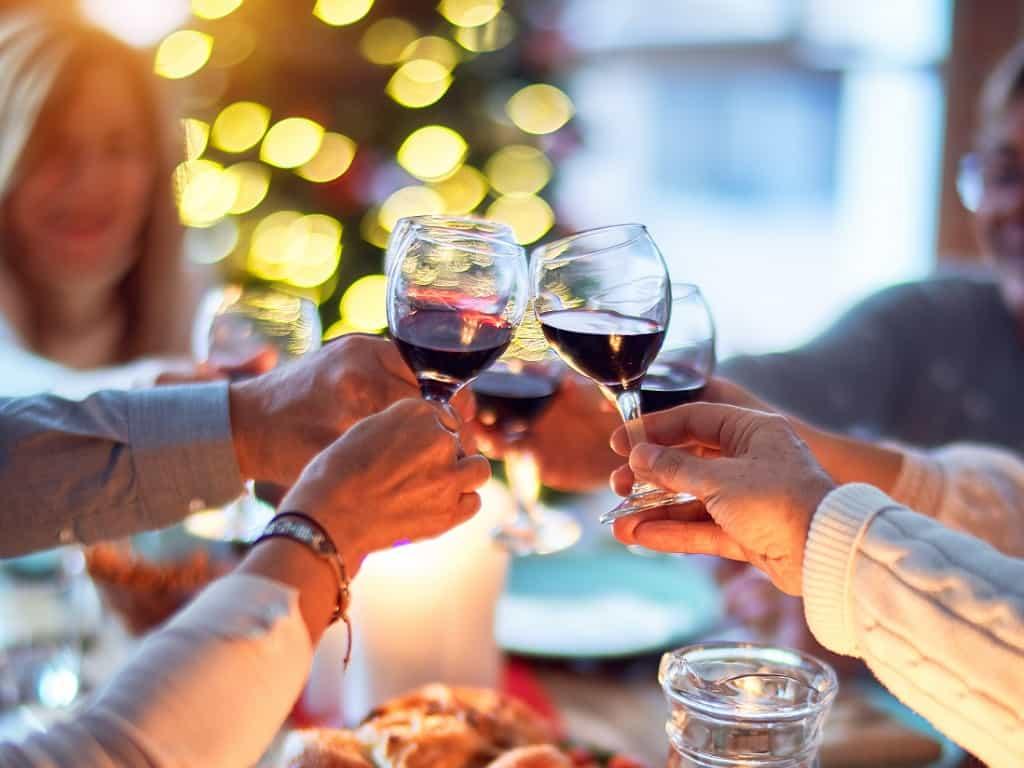 vin til julemad
