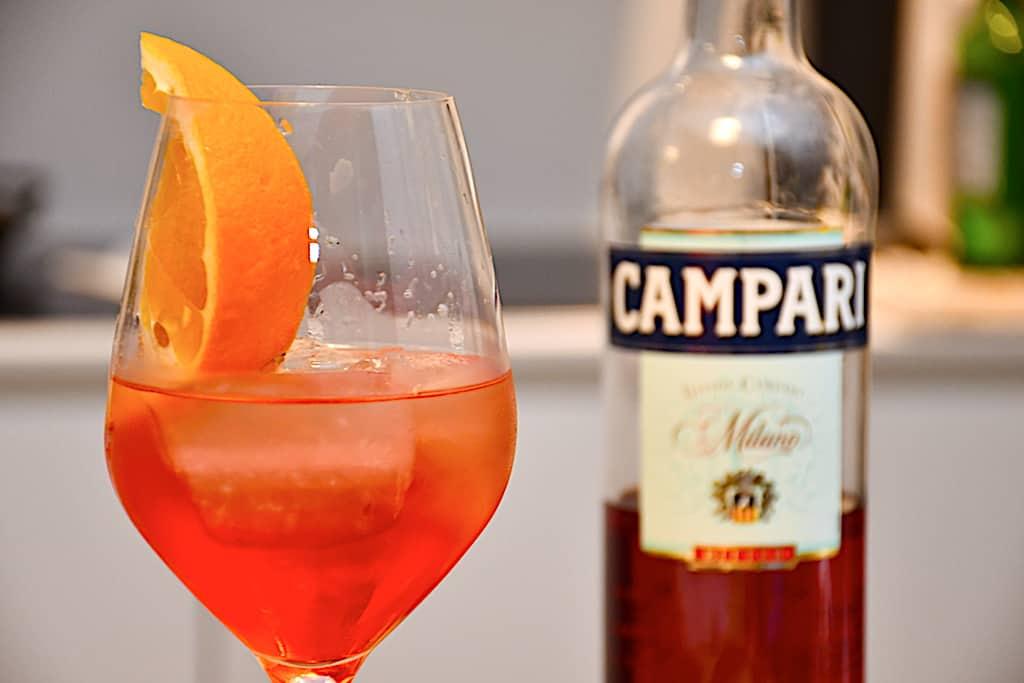 billederesultat for Campari spritz
