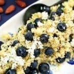 Couscoussalat med blåbær