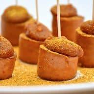 billederesultat for currywurst pølser med karry