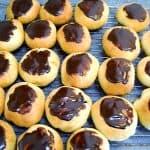 billederesultat for fastelavnsboller med chokolade
