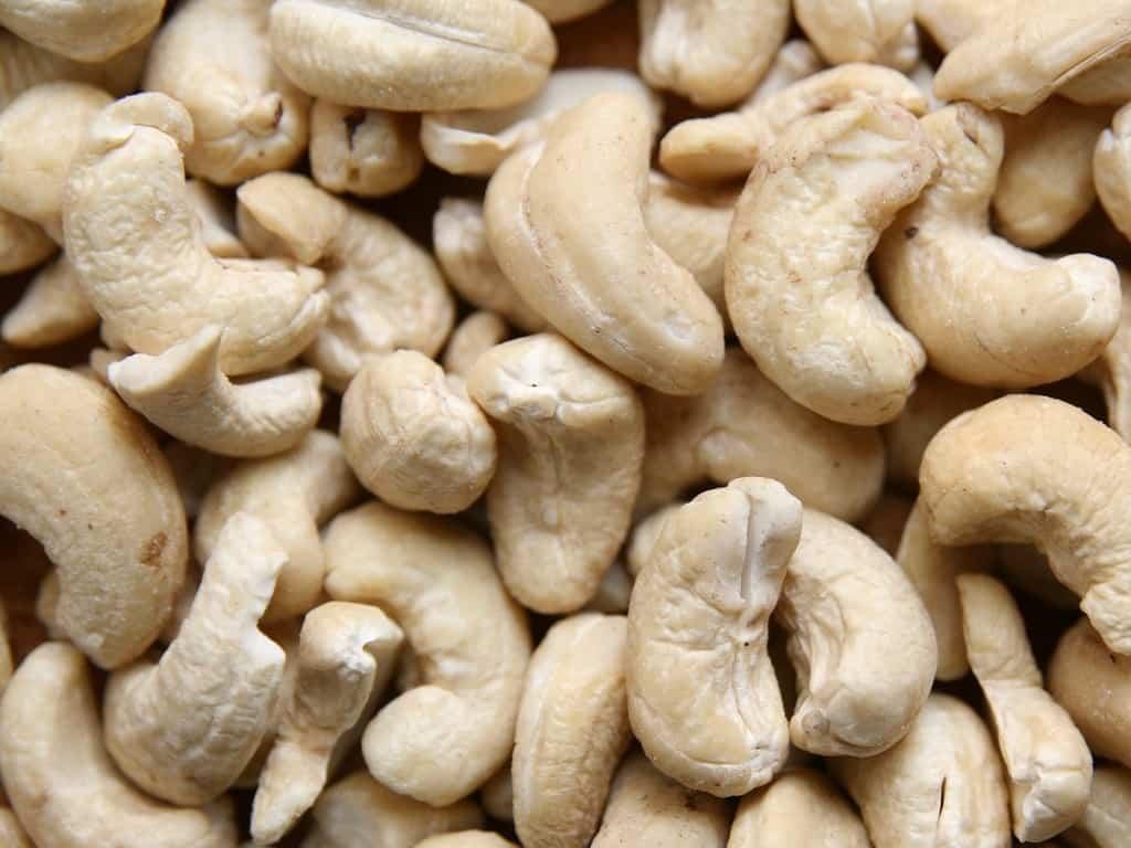 Cashewnødder