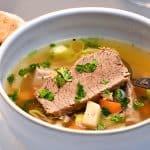 billederesultat for pot au feu suppe
