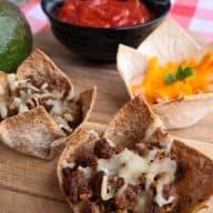 taco skåle