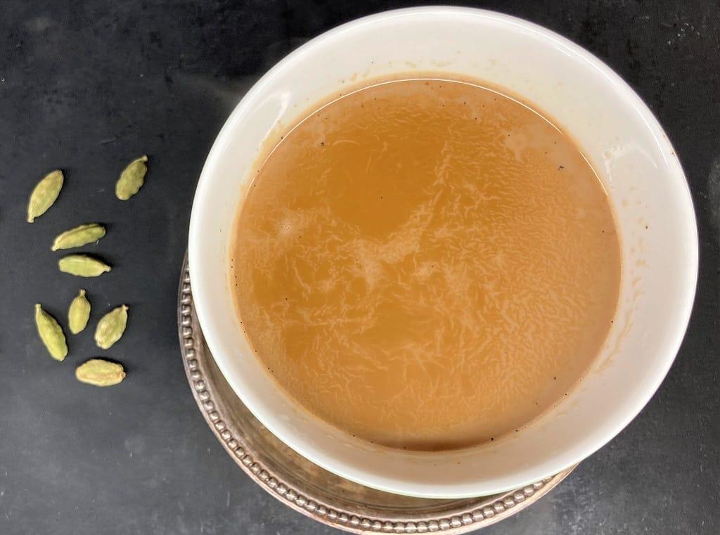 Chai i en kop