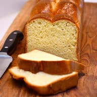 brioche brød